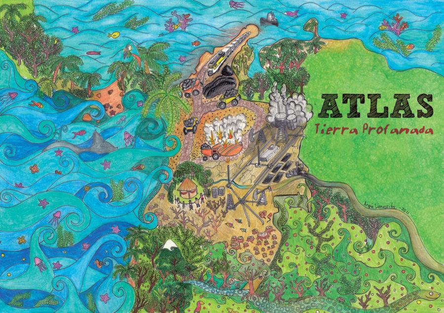 Atlas Tierra Profanada