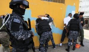 Violación de derechos humanos en Colón (octubre 2012)