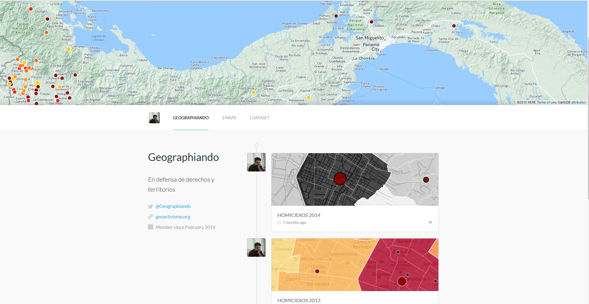 geographiandoCartoDB